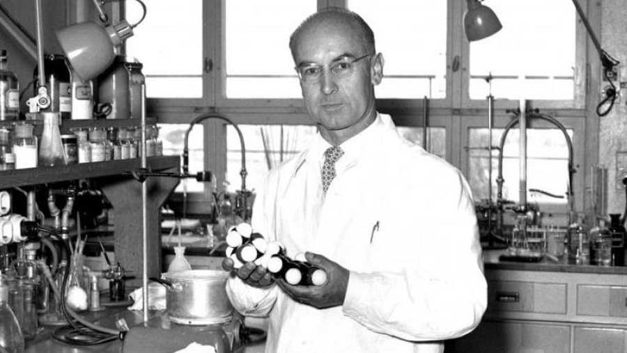 Albert Hofmann descubrió los efectos del LSD