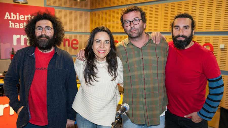 'Chipi' y compañía, con Paloma Arranz