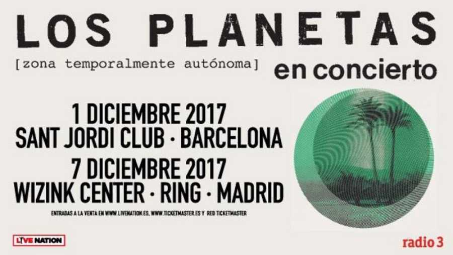 Las entradas para las dos nuevas citas con Los Planetas ya están disponibles