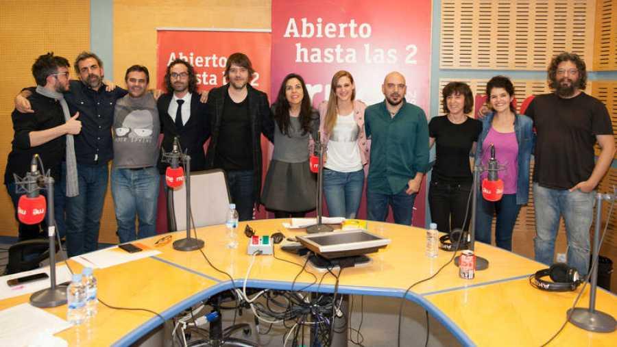 Foto final del programa