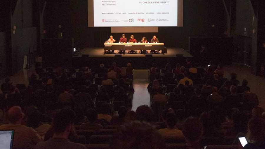 Imagen del anterior especial de 'El cine que viene' desde el Festival L'Alternativa de Barcelona.