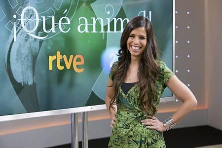Evelyn Segura, bióloga y presentadora de '¡Qué animal!'