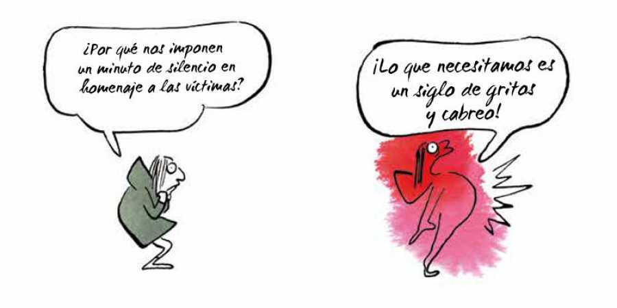 Viñetas de 'La levedad'