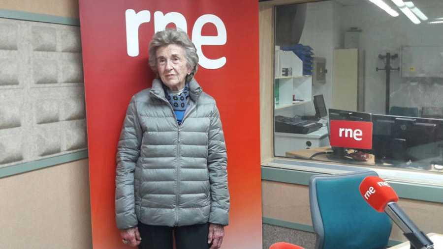 Ana María de la Cierva, en Rne Santander