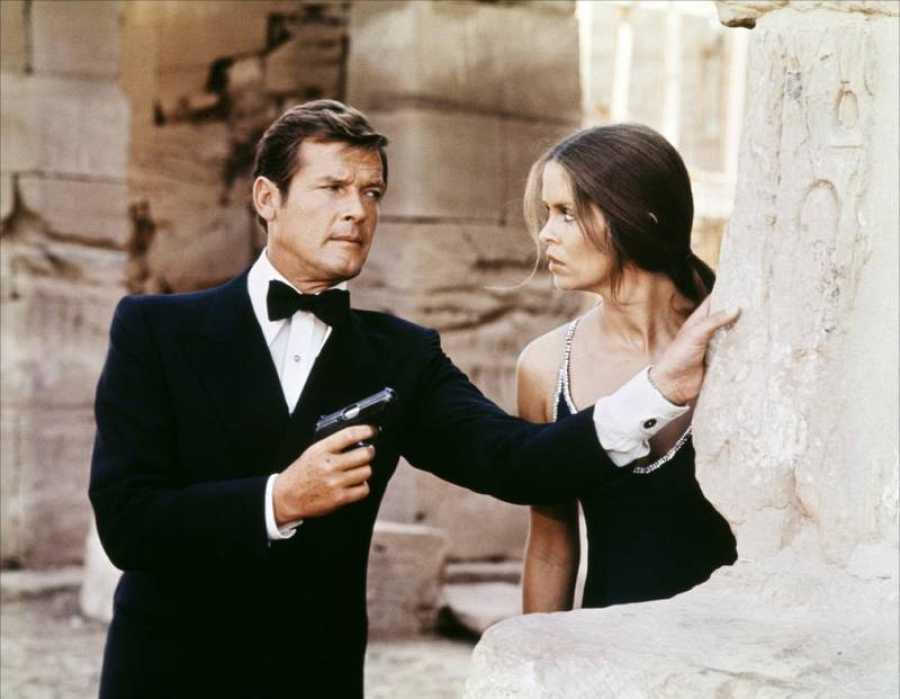 Roger Moore en 'La espía que me amó' (1977)