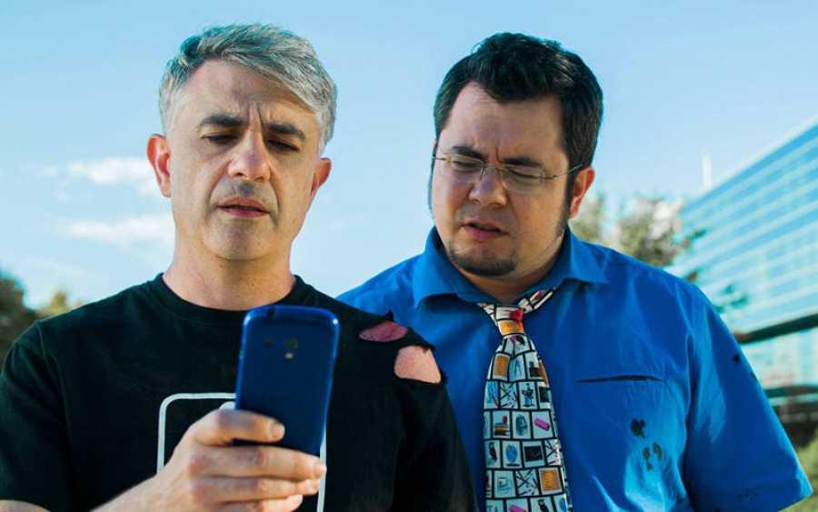 Los protagonistas, Paco Fox y Miguel Ángel Aijón
