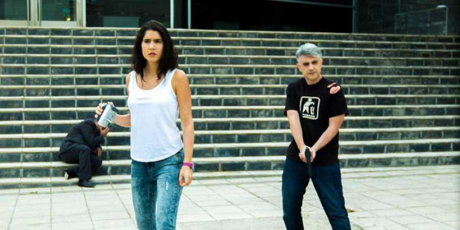 Paco Fox y Natalia Álvarez Bilbao