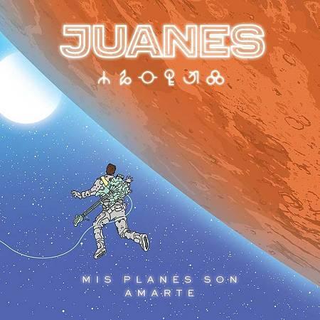 Portada de 'Mis planes son amarte', nuevo disco de Juanes