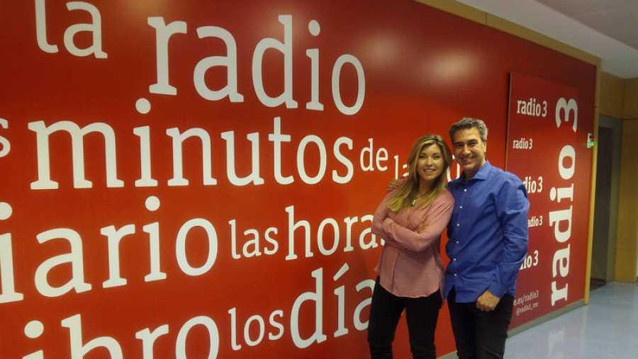 Paloma Ferre recuerda los comienzos de 'Madrileños por el mundo'