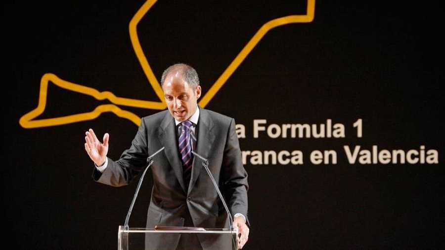 El Juzgado de Instrucción número 2 de Valencia mantiene como uno de los investigados al expresident de la Generalitat Francisco Camps.