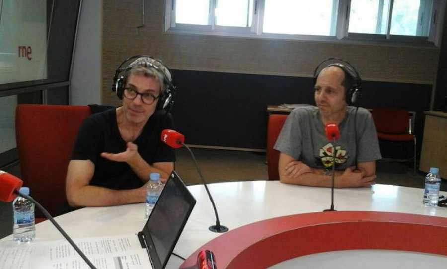 Ariel Rot y Alejo Stivel, en 'Las mañanas de RNE' - Escuchar ahora