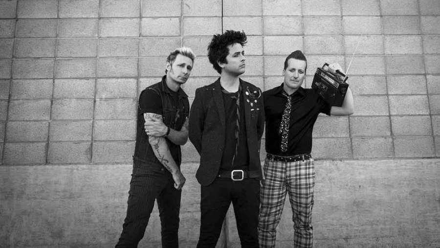 Green Day, cabeza de cartel
