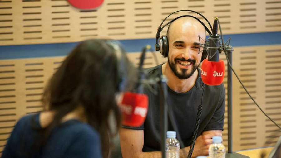 Paloma Arranz repasa 20 años de carrera de Abel Pintos