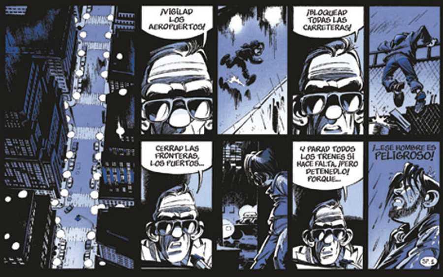 Viñetas de 'Máquina que sueña'