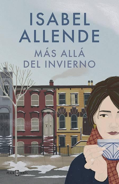 Portada del libro 'Más allá del invierno' de Isabel Allende