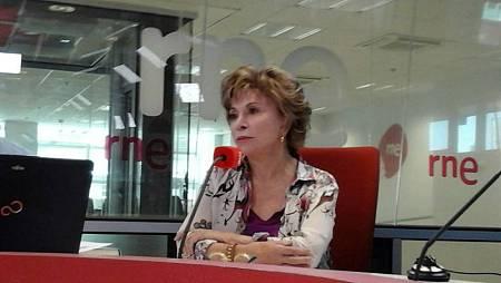Isabel Allende, en 'Las mañanas de RNE'