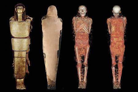 El estudio demuestra que una momia fue sacerdote de Imhotep y médico del faraón