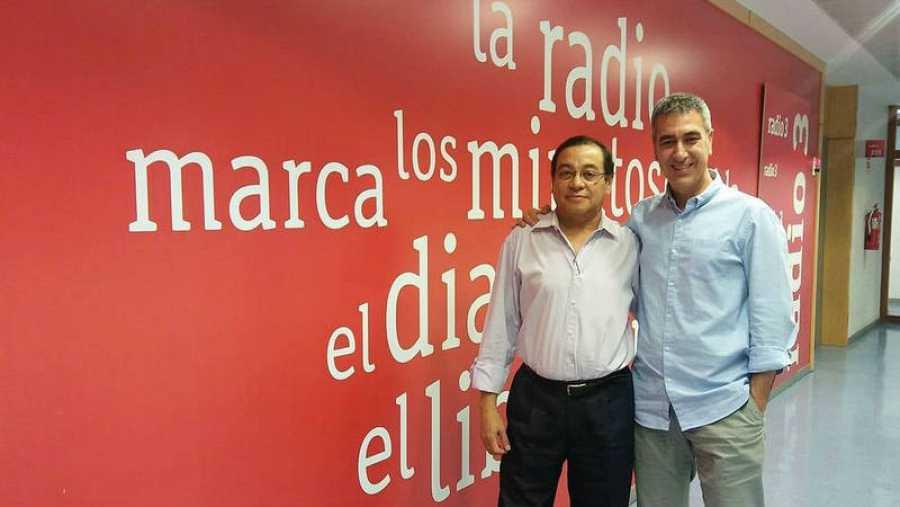 Dasso Saldívar fue pionero en contar el origen de Gabriel García Márquez