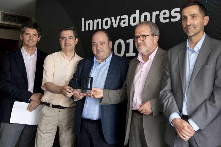 El equipo de la Cátedra de RTVE en la Universidad Politécnica de Madrid