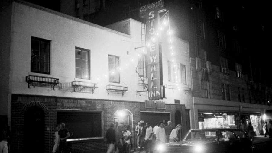 Pub Stonewall Inn de Nueva York en 1969