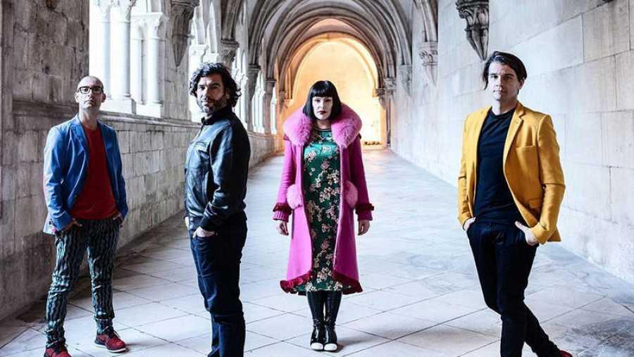 La banda portuguesa dio sus primeros pasos en 1994 en Alcobaça, su localidad natal