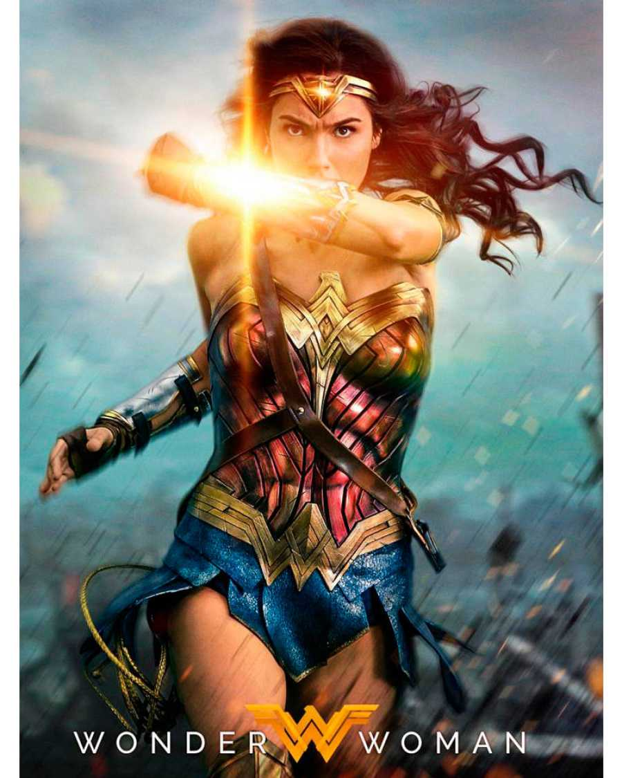 Cartel de 'Wonder Woman'