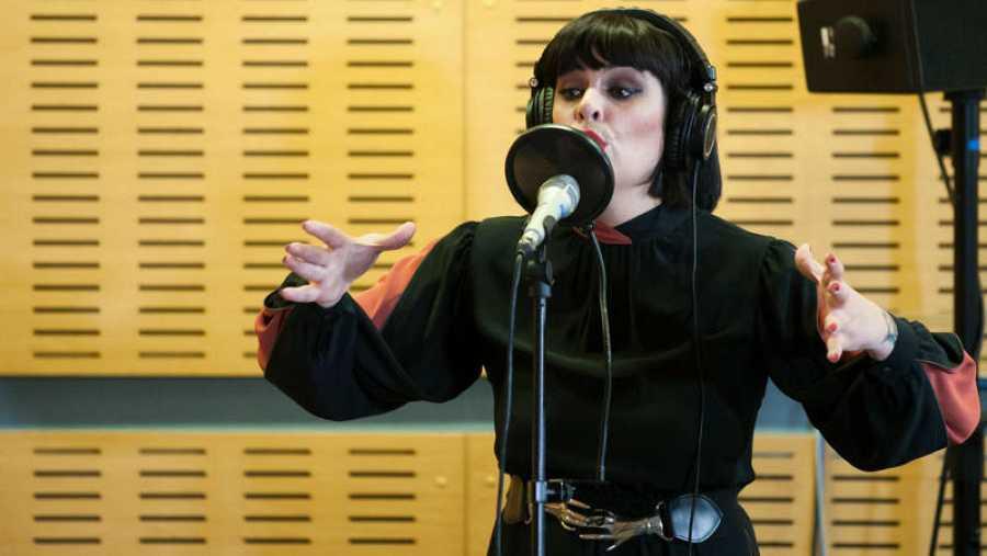 Sónia Tavares nos regala su voz inconfundible