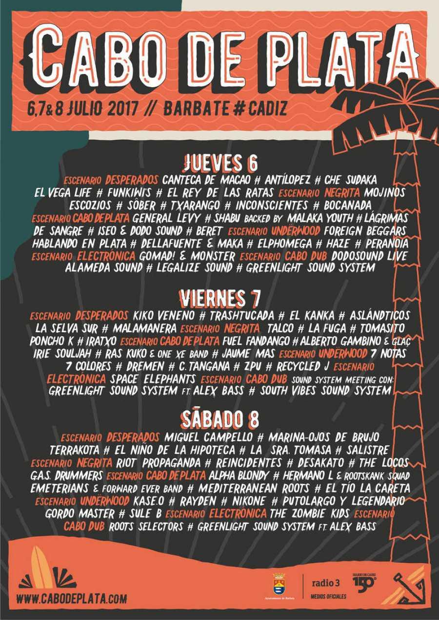 Tres días de conciertos de música rock, mestizaje, reggae, hip hop y flamenco fusión en un entorno único.