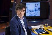 Tomás Fernando Flores, director de Radio 3
