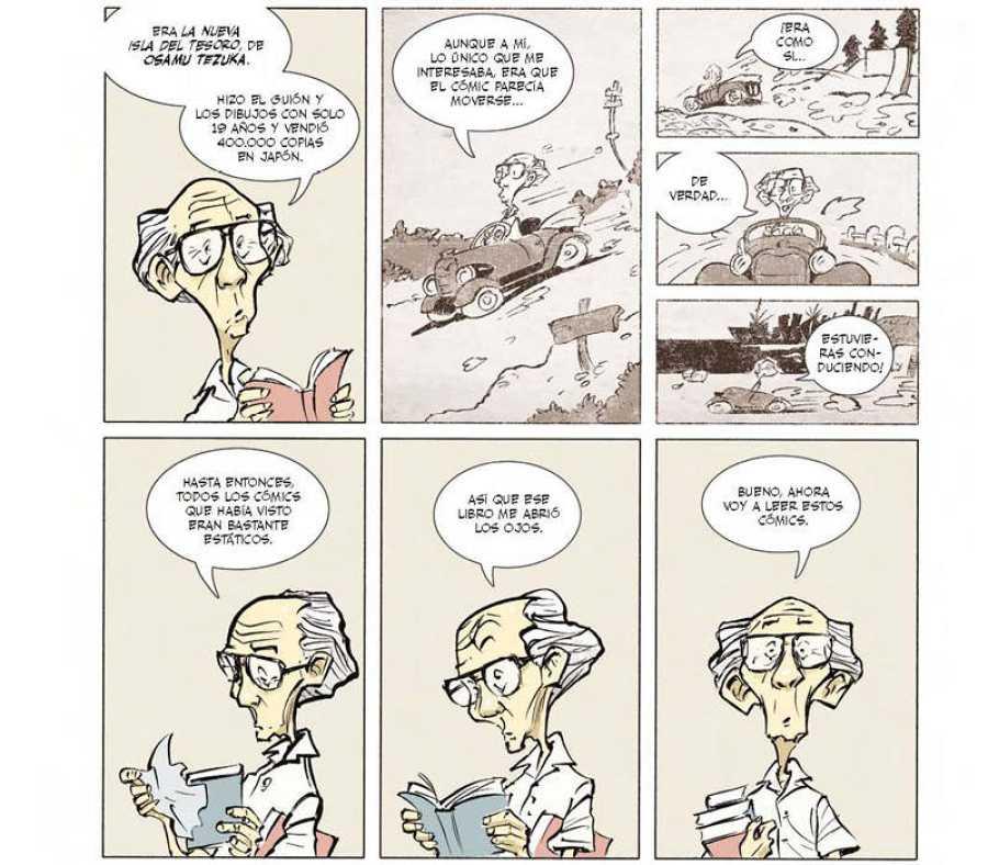 Viñetas de 'El arte de Charlie Chan Hock Chye'