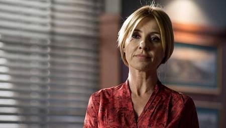 Cayetana Guillén Cuervo interpreta a Irene Larra en 'El Ministerio del Tiempo'