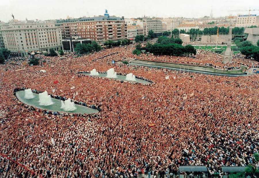 Cuando España dijo #yosoyMiguelÁngelBlanco | RTVE.es
