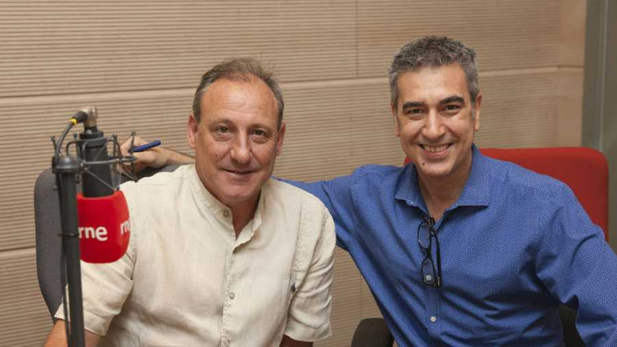 Fermín Cacho comparte sus recuerdos con Arturo Martín