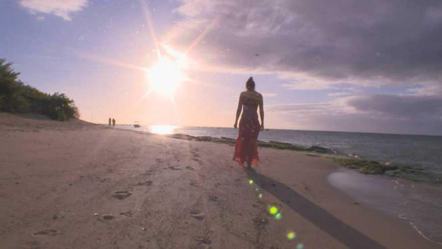 Atardecer en Nueva Caledonia