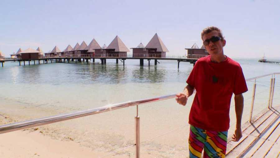 Uno de nuestros españoles que reside en Nueva Caledonia