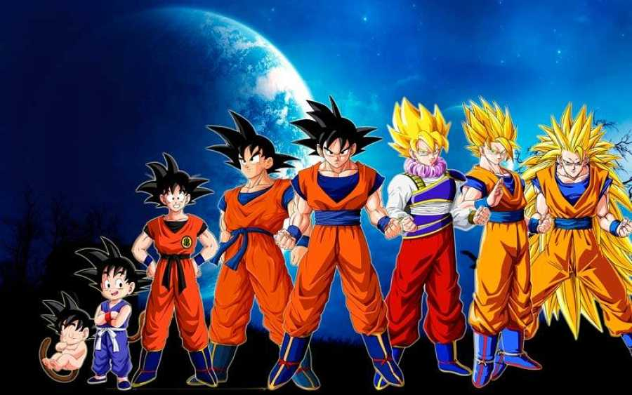 Dragon Ball', la serie que nos enseñó la palabra
