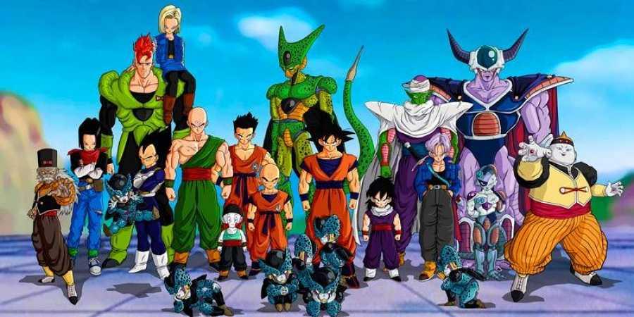 Dragon Ball La Serie Que Nos Enseñó La Palabra Anime
