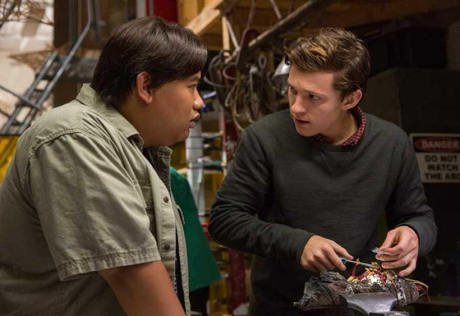 Jaco Batalon es Ned Leeds, el mejor amigo de Peter Parker