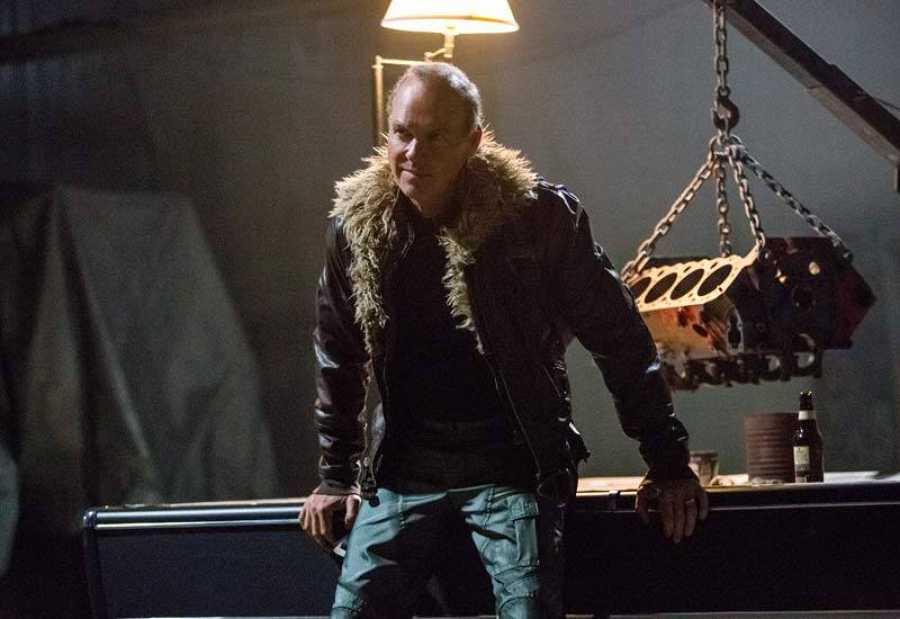 Michael Keaton es el Buitre