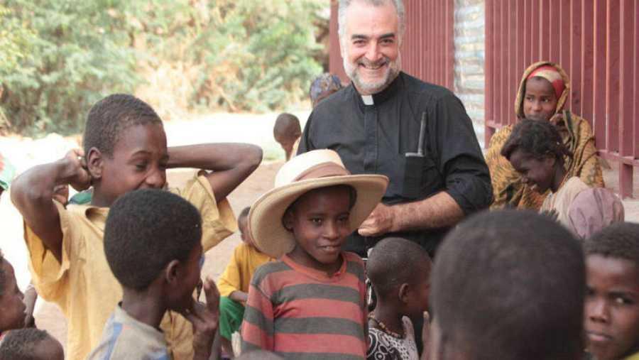 Christopher Hartley trabajan en la frontera de Etiopía y Somalia