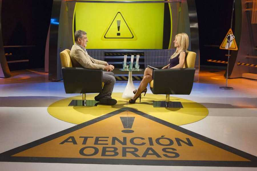 Cayetana Guillén Cuervo entrevista al actor Javivi