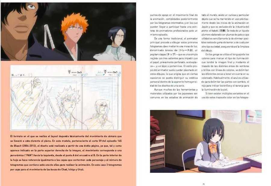 El libro que nos descubre los secretos del anime - RTVE.es