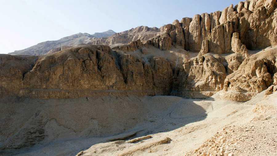 El Valle de las Momias Reales, Luxor, Egipto