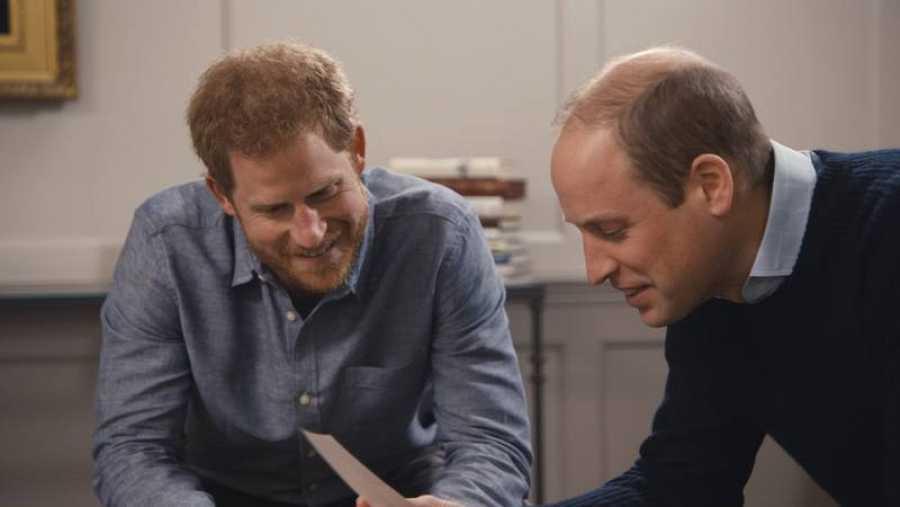 'Diana, nuestra madre' está protagonizado por sus hijos Guillermo y Enrique