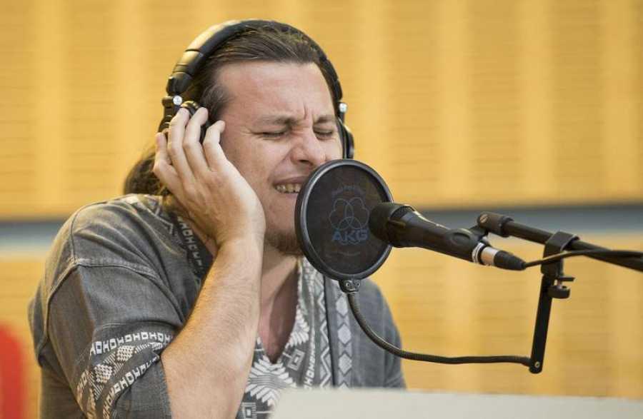 José Manuel Díez es músico y poeta