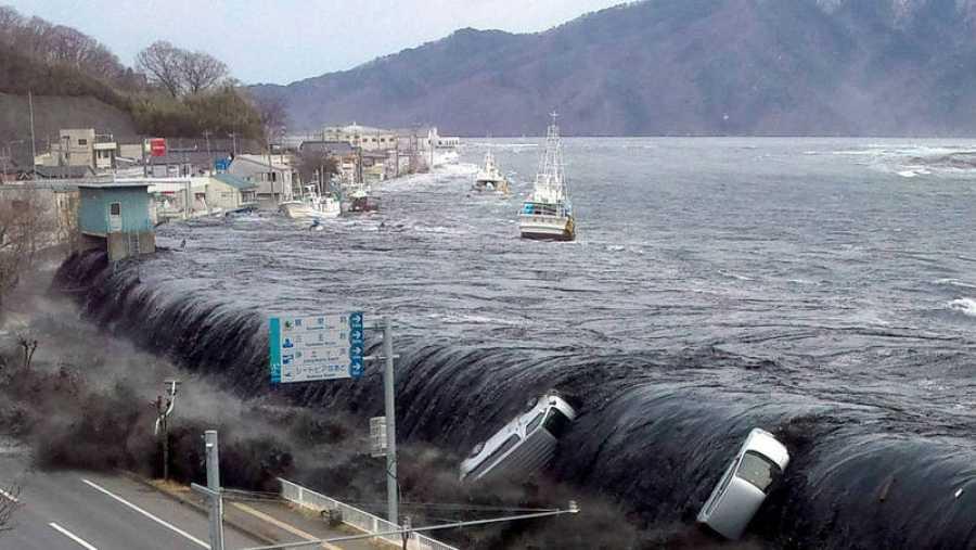 Japón sufrió su peor terremoto en 2011