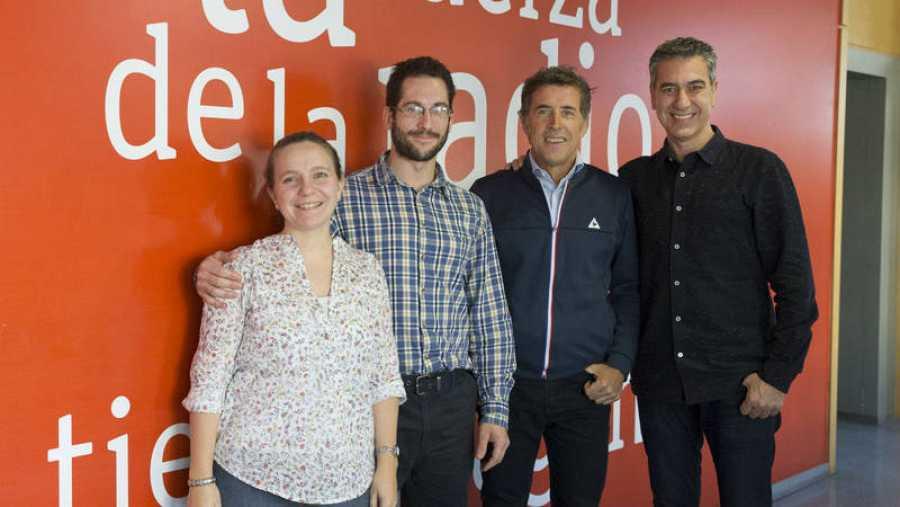 Hablamos de bicicletas con Pedro Delgado y otros grandes expertos