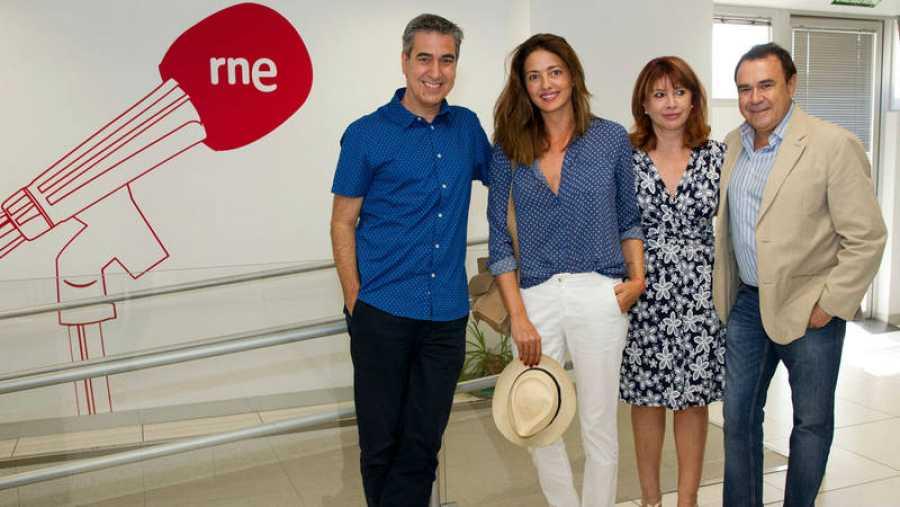 Tiempo para el corazón con Cristina García Ramos y otros invitados
