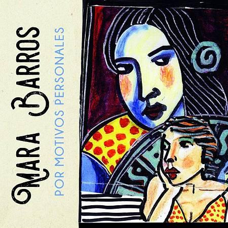 Portada del disco de Mara Barros 'Por motivos personales'.