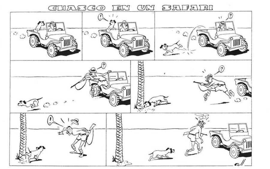 Viñetas de Josep Coll
